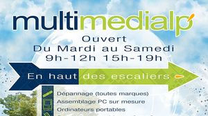Affiche Multimedialp Technique