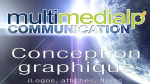 Affiche Multimedialp Communication